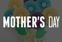 Mother's Day Crafts / Need craft ideas for Mother's Day? ConsumerCrafts has you covered! Browse our pins for all of your Mother's Day gift ideas and Mother's Day crafts.