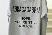 Humour humour...