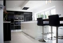 Kitchenology - client kitchen showcase / Some of client's kitchens showcased on our website.