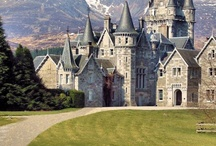 Castles / by Denice