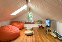 Attic Space / by Denice