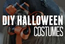 Halloween Costume DIY / Have you ever wanted to create your own Halloween costume? Check out our DIY costume board to see how you can make a DIY Halloween costume for yourself or your family!