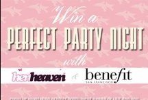 """Perfect Party Night Competition Image / You MUST REPIN this image onto your own """"My Perfect Party Night"""" pin board in order to qualify for the competition."""