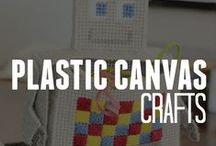 Plastic Canvas Crafts / We're rejuvenating this classic craft supply - see our ideas for plastic canvas crafts! / by ConsumerCrafts.com