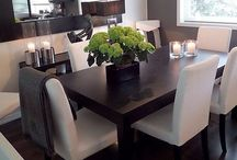Dining Room Inspiration / by Denice
