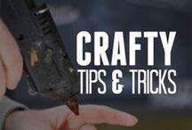 Crafty Tips & Tricks / by ConsumerCrafts.com
