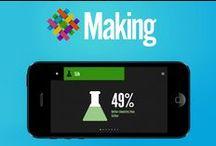 App Design / Ideas para el diseño de aplicaciones / by Rubbens Miranda