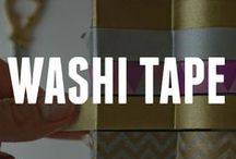 Washi Tape Crafts / Love washi tape? Check out our ideas for washi tape projects and other washi tape ideas! / by ConsumerCrafts.com