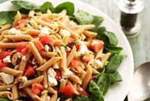 Salads/Pastas / by Alexis Zwahlen