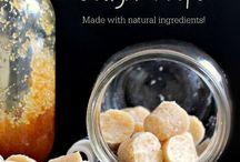Natural Remedies / Organic, nutritional, DIY & preventative remedies.