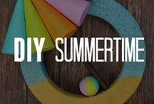 DIY Summertime Ideas / by ConsumerCrafts.com