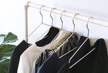 Capsule / Inspiration and ideas for creating my capsule wardrobe!