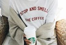 Fall Inspo / Flannels and sweatshirts and coffee, oh my! / by Jawbreaking
