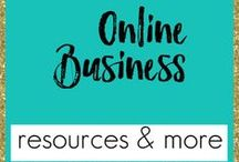 Online Business. Resources & more. / Small business resources & more. Collaborators are welcome.