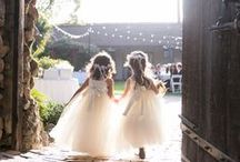 Flowergirl / The best styles for cute and chic flowergirls