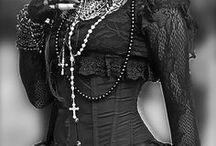 Gothic Fashion Extravaganza