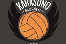 Karasuno / All my karasuno babs