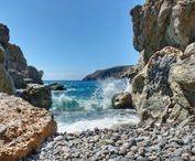 Kreta || Tipps || Urlaub / Du planst deinen nächsten Urlaub nach Kreta? Dann bist du hier genau richtig! Denn hier findest du die schönsten Strände von Kreta und die besten Reisetipps rund um Hotels, Essen & Trinken, Geheimplätze und Attraktionen für diese tolle Insel!