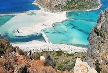 Kreta Urlaub, Tipps & Essen ✈ Griechenland / Du planst deinen nächsten Urlaub nach Kreta? Dann bist du hier genau richtig! Denn hier findest du die schönsten Strände von Kreta und die besten Reisetipps rund um Hotels, Essen & Trinken, Geheimplätze und Attraktionen für diese tolle Insel!