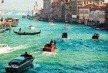 Venice - Italy || Venedig Tipps / Venedig - die schönste Lagunen Stadt der Welt! Unzählige Brücken, romantische Gassen und Kanäle wo Gondeln nur auf einen warten! Hier findest du die schönsten Bilder und praktische Reisetipps rund um Attraktionen, Hotels, Essen und Trinken und noch vieles mehr!