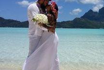 Beach Wedding || Strandhochzeit / Die schönsten Bilder und Ideen für deine perfekte Strandhochzeit!