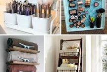 Home Cleaning and Organization Tips / Natural and budget-friendly home cleaning and organizing tips to help you organize, store and declutter your home.