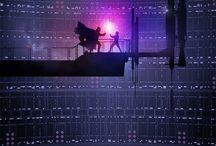 Star Wars I-VI