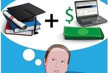 Education Internet Technology / Career, Computer, Exams Study, Internet, Mobile, Technology