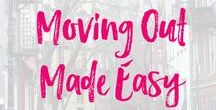 Moving House / I created this board when we decided to move houses. There are so many tips and tricks you will want to check this out!