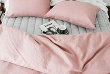 Cozy beds ❤ / Your bed has to have good feng shui to support your personal energy. It also has to maintain the feng shui energy ofloveand healing. So, make it feel like your own nest where you can always come for quiet and peaceful moments.