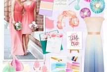 Watercolours & Ombre Weddings 2017/18 / Bramblesky & The old Potting Shed are currently working on a stunning Watercolour & Ombre collection of Wedding décor to compliment this vibrant HOT new trend for 2017/18.  With my creative flair for painting and Lisa's brilliant wedding idea's and calligraphy we really think you'll love this collection. These will be available to view from June. For a full complimentary Wedding advice service please contact The old Potting shed directly. Good luck with your Wedding planning x