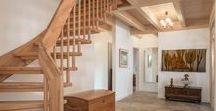 Treppen / Formschön.. Ob aus Holz, Metall oder Beton.. Je nach Geschmack oder Anforderung der Häuslebauer.. immer individuell