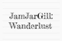 "Wanderlust / ""VERB: A very strong and irresistible impulse or desire to travel the world. ""  My Travel Bucket List....A wish list of places I want to go, along with amazing places I've been"