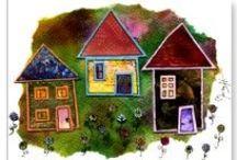 Marta Harvey / Marta Harvey is an incredible artist. http://www.zazzle.com/MartaHarvey*