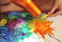 Craft Ideas / by Pamela Bogue