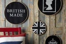 So british ! / Une sélection de produits 100% British pour donner du peps à votre intérieur ! / by Mistergooddeal