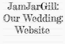 Our Wedding: Website
