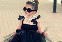 mini fashionista's