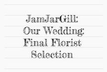 Our Wedding: Final Florist Selection