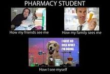 Pharmacy Nerd (humor, etc.) / by Paige Kelly