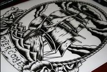 Tattoo - Ship / by Lj Nykaza
