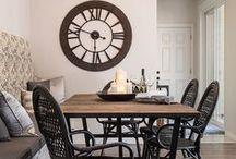 Dining Spaces / by Sabal Homes by Hopewell