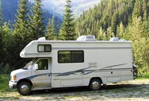 Go RVing  / Camping in the great outdoors with modern comforts.  / by Shinrin Art