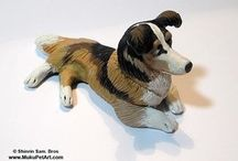 Polymer Clay / Cool, cute and creative ideas for polymer clay sculptures. / by Shinrin Art