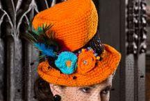 Crochet Hats and Beanies / by Pamela Bogue