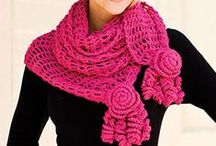 Crochet Scarves and Cowls / by Pamela Bogue