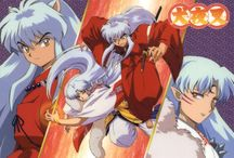 InuYasha / My favorite anime/manga series! InuYasha is written and illustrated by Rumiko Takahashi. I am a huge InuYasha fan. The series inspired my interest in Japanese culture ^_^ This board is dedicated to this mythical epic series. / by Shinrin Art