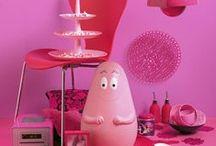 Touch of pink / Le rose s'invite désormais dans votre intérieur. Fuchsia, bonbon, pastel, pour lequel allez-vous craquer ? / by Mistergooddeal