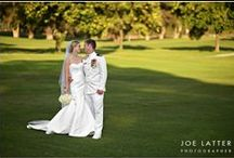 Military Weddings / Brides & Grooms with a military flair on their wedding day