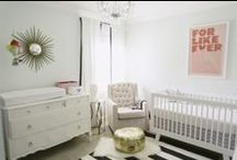 Oh Baby! | Nursery + Kids Room Decor / Cute Nursery and kids room decor ideas and furniture!  / by Deanna J